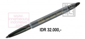 Stylish Eye Liner Pencil - Black & Black Brown