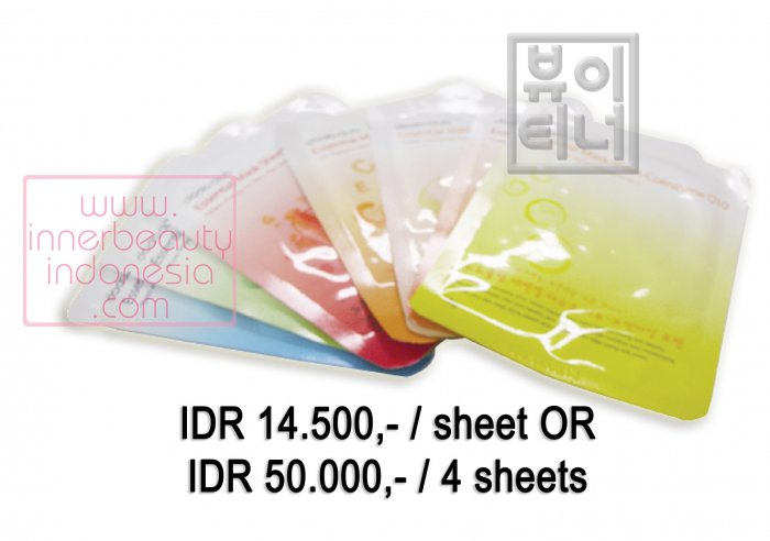 Dodo Club Mask Sheet (Out of Stock)