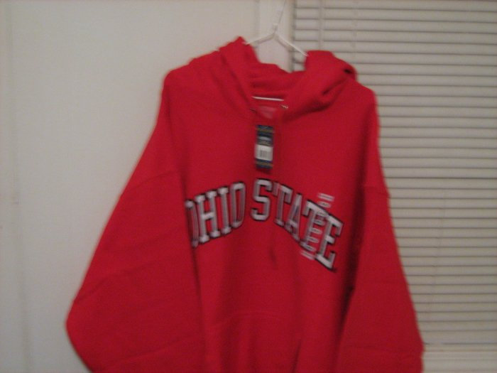 Ohio State Pull Over Hoodie XXL