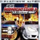 Midnight Club 3: Dub Edition for Xbox