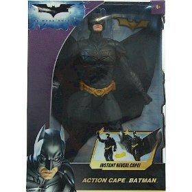 The Dark Knight Batman action figure by Mattel