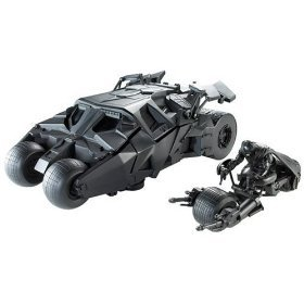 TheDark Knight Batmobile with Stealth Launch
