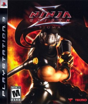 Ninja Gaiden Sigman For Playstation 3