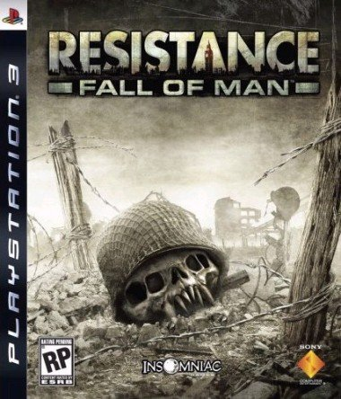Resistance: Fall of Man Playstation 3