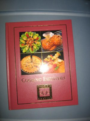 Cooking Essentials Cook Book