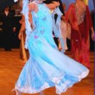 Aquamarine Ballroom Dress
