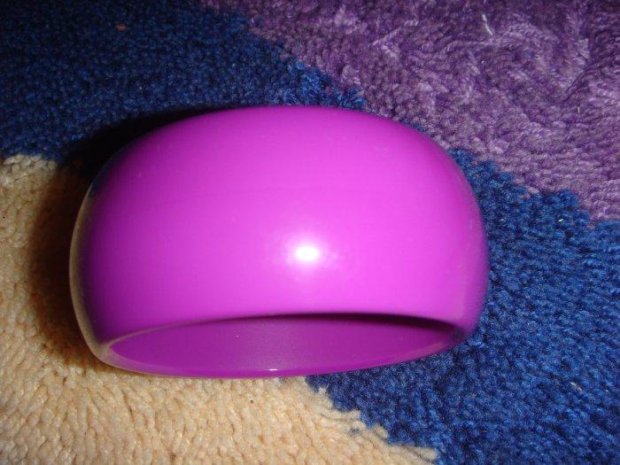 Purple cuff