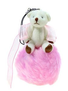 Bear cellphone string