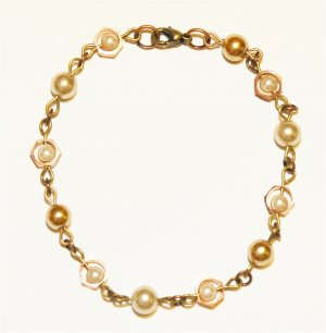 Copper & Brass Bracelet