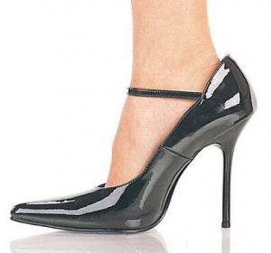 Milan -Mary Jane style pump,