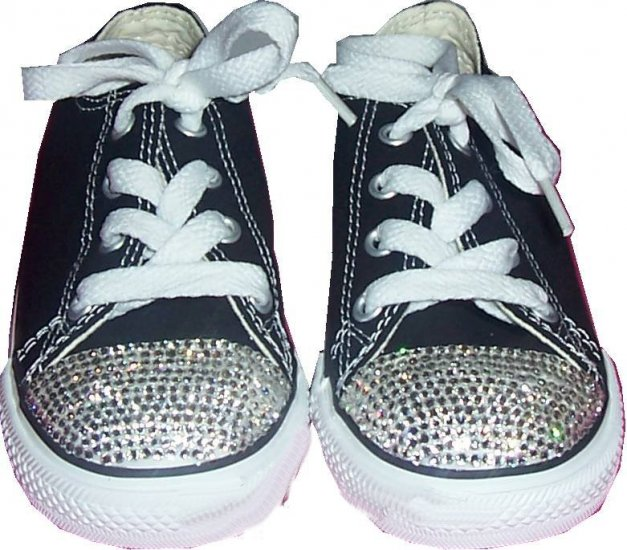 bling bling converse baby shoes