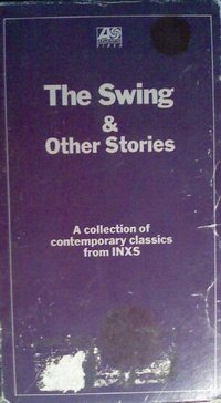 INXS  THE SWING & OTHER STORIES  VHS