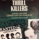 Thrill Killers RARE VHS