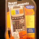 Texas Instruments Graphic Calculator TI-84 Plus Silver Edition
