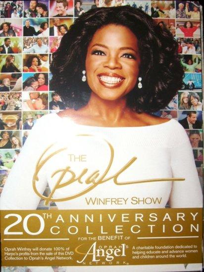 Oprah Anniversary Edition DVD