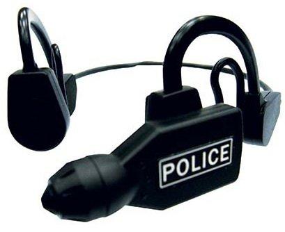 Head Camera for Police