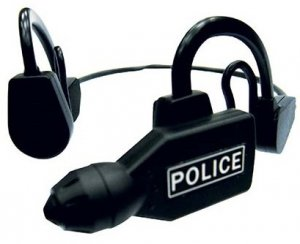 Head Camera for Police