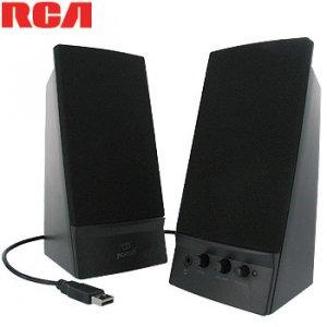 RCA USB MULTIMEDIA SPEAKER SYSTEM