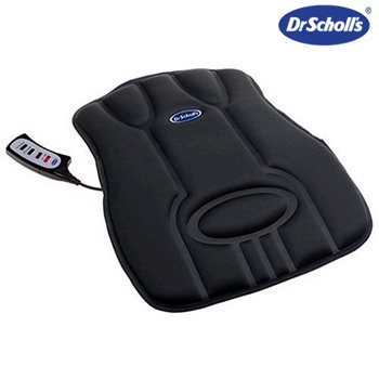 DR SCHOLLS BACK CUSION MASSAGER