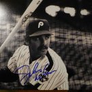 GLENN WILSON signed autographed PHILLIES 8x10 photo IP 9.1.13