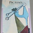 PICASSO by Hans L. C. Jaffe  1983 Art Painter Sculptor, graphic artist Lifework Hardcover New
