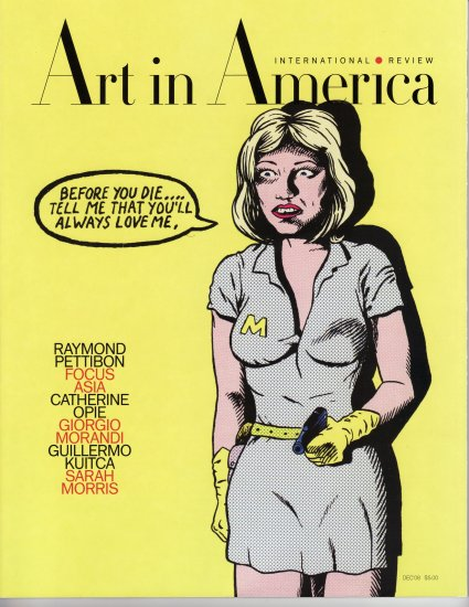 ART IN AMERICA December 2008 Magazine Back Issue Contemporary to Classical Art  International Review