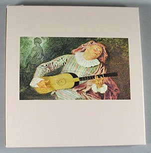 The World of Watteau 1684-1721 Time LIfe  Art Book By Pierre Schneider 1974 Hardcover Slip Case