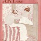 ARTnews Magazine November 1947 Art Illustrations Articles Magazine Back Issue