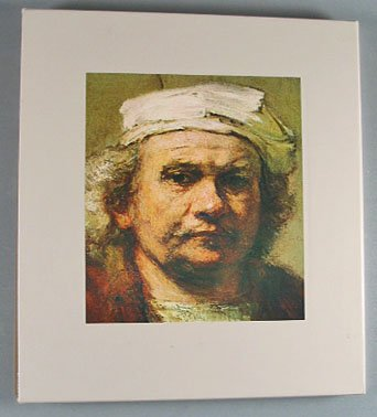 The World of Rembrandt 1606-1669 Time LIfe Art Book Robert Wallace 1973 Hardcover Slip Case
