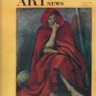 ARTnews Magazine January 1948 Art Illustrations Articles Magazine Back Issue