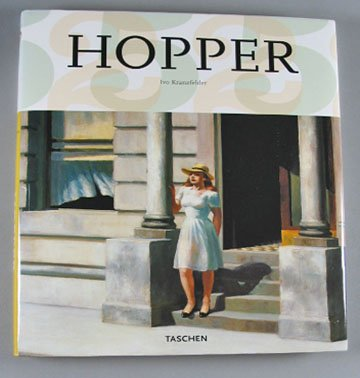 Hopper 1882-1967 Vision of Reality by Ivo Kranzfelder 2006 Hardcover Taschen Art Book