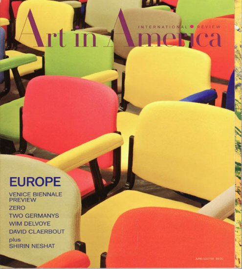 ART IN AMERICA July 2009 Liam Gillick Magazine Back Issue Art  International Review
