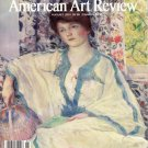 AMERICAN ART REVIEW August 2001 Drawings Paintings Art Magazine Back Issue American Artists