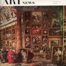 ARTnews Magazine November 1949 Art Illustrations Articles Magazine Back Issue