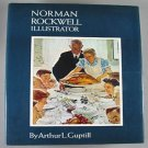 Norman Rockwell Illustrator Anniversary Edition By Arthur L. Guptill 1972 Hardcover Art  Book