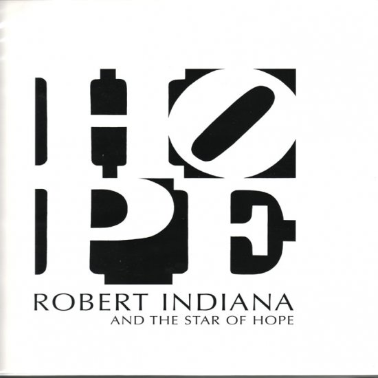 Robert Indiana And The Star of Hope Farnsworth Art Museum Art  Exhibition Catalog 2009  Hardcover