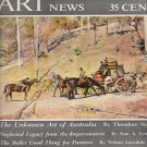 ARTnews Magazine October 1-14,1941 Art Illustrations Articles Tom Robert  Magazine Back Issue