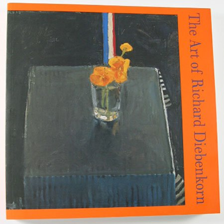 The Art of Richard Diebenkorn Art Exhibition Catalog Modern American Art Softcover 1997