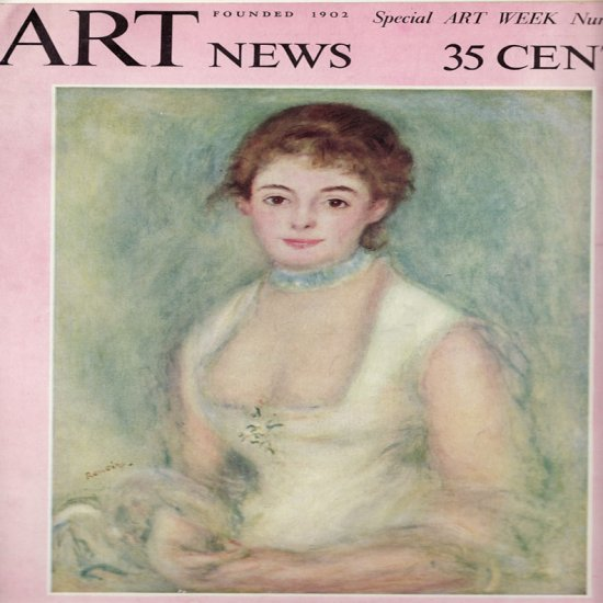 ARTnews Magazine November 15 - 30,1941 Art Illustrations Articles Magazine Back Issue