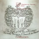 Christie's Early American Silver 1670 - 1820 Darling Foundation Collection Auction Catalog
