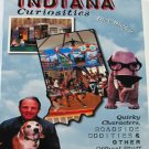 Indiana Curiosities by Dick Wolfsie Travel Roadside Oddities Local History Softcover Book 2003
