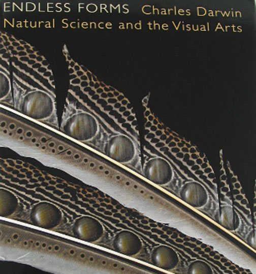 Endless Forms Charles Darwin Natural Science and Visual Arts Exhibition Book Hardcover 2009