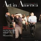 ART IN AMERICA  April 2010 Tania Bruguera Magazine Back Issue International Review