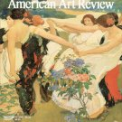 AMERICAN ART REVIEW December 2006 Art Magazine Back Issue Paintings Drawings Decorative Arts