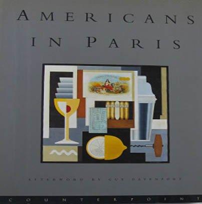 American In Paris Man Ray Gerald Murphy Stuart Davis Alexander Calder Exhibition Catalog 1996