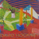 David Hockney A Retrospective LA County Museum of Art Exhibition Hardcover Book 1988