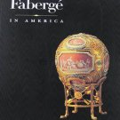 Faberge In America by Geza Von Habsburg Exhibition Catalog Decorative Arts 1996 Softcover