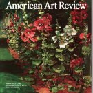 AMERICAN ART REVIEW December 2010 Photography Sculpture  Paintings Art Magazine Back Issue