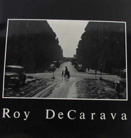 Roy De Carava Photography Monograph  Duo Tone Photographs Softcover  Book 1981