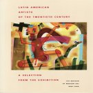 Latin American Artists of The Twentieth Century Museum of Modern Art Exhibition Catalog